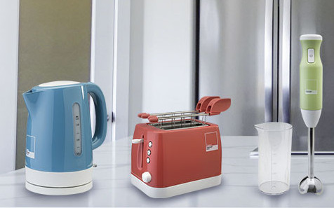 Piccoli elettrodomestici Bimar. Qualità e Design.